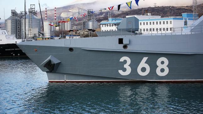 """تحذير روسي لبريطانيا: """"سنقصف سفنكم في المرة القادمة"""""""