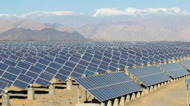 بدء تشغيل محطة سكاكا للطاقة الشمسية لانتاج لانتاج 300 ميجا واط من الكهرباء