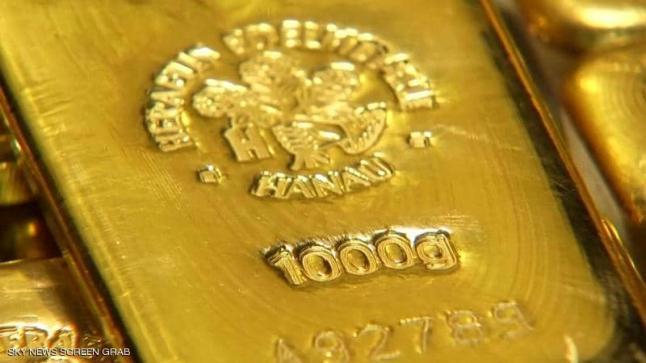 أسعار الذهب تسجل اكبر خسائرها الأسبوعية خلال السنوات الثلاث الماضية