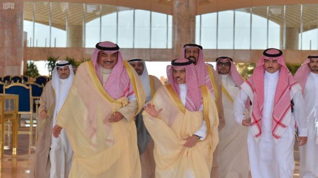 أمين عام اتحاد مجالس الدول الأعضاء في منظمة التعاون الإسلامي يصل إلى الرياض